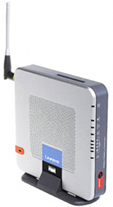 Linksys WRT54G-3G