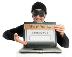 message edge signalant un virus